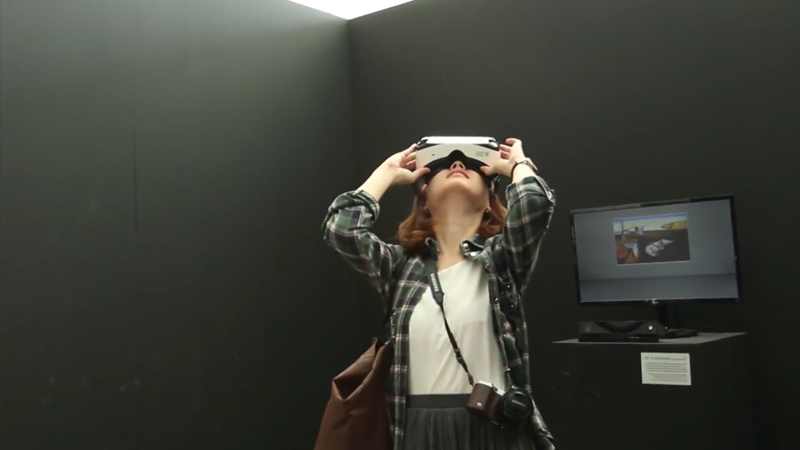 virtualscape at baccBangkok Art and Culture Centre, Bangkok 10 Nov, 2015 – 3 Jan, 2016