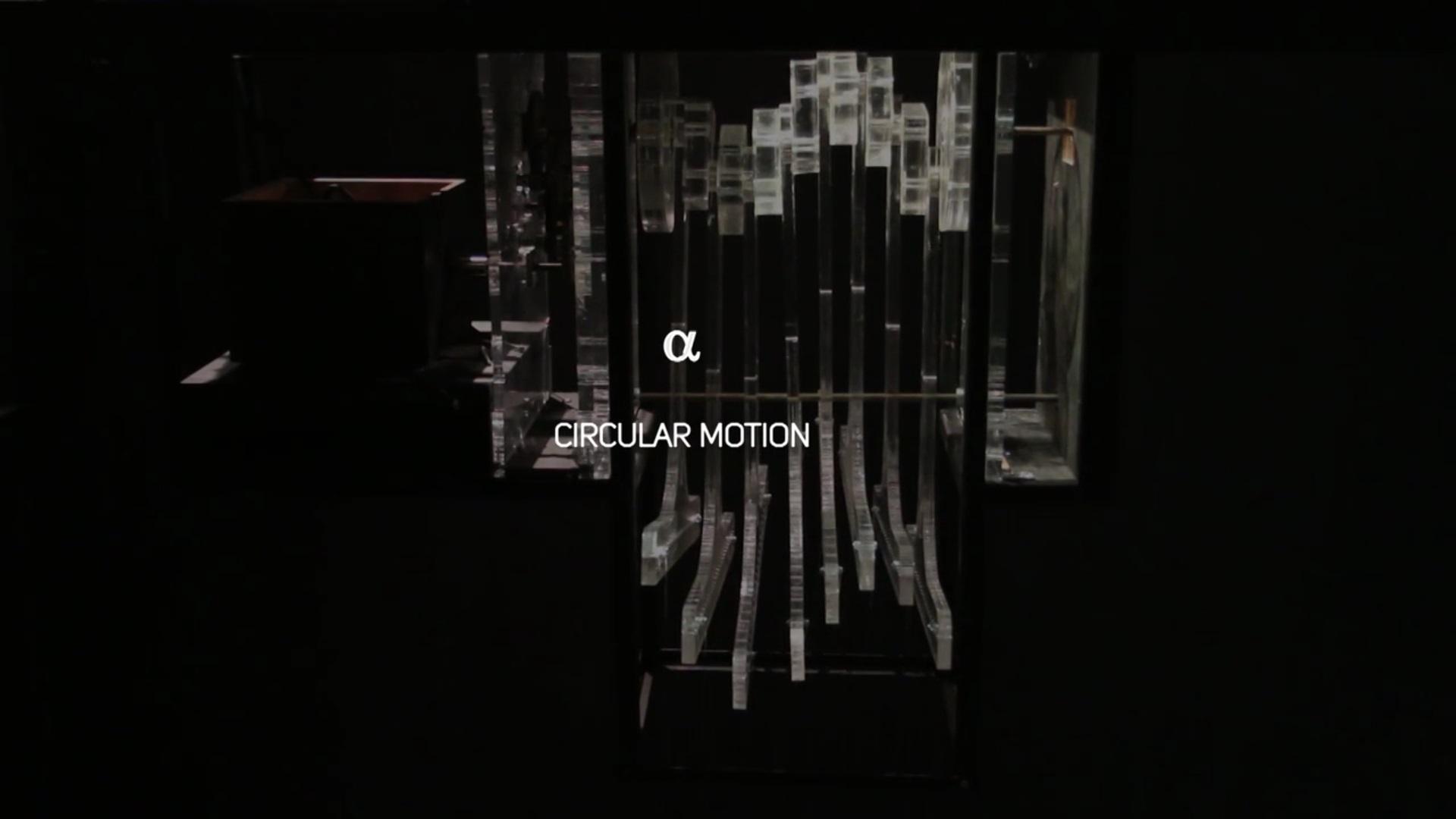 alpha circular motion