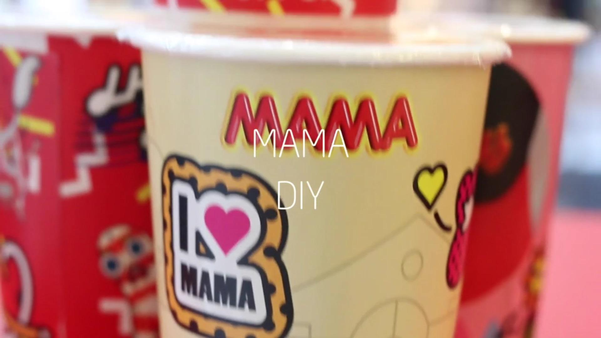 mama diy