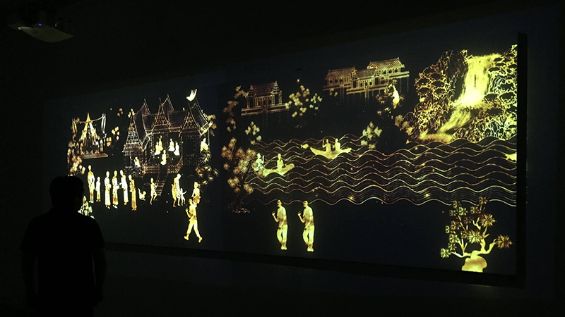 virtualscape at tadu contemporary artTadu Thaiyarnyon Contemporary Art, Bangkok 14-31 Oct, 2015